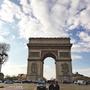 二訪巴黎.自助一點也不難~凱旋門、香榭麗舍大道、蒙田大道、PIERRE HERME、Laduree法國在地甜點馬卡龍