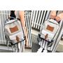 【穿搭】終於有了喜歡的方形後背包! 實用實搭又可愛的台灣設計品牌RITE三用包