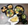 【三重/丼飯】極之八丼飯 三重店 平價日式丼飯 學生免費加飯 內用免費送小菜 免費茶飲 免費湯品