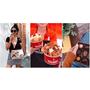 聖誕限定新口味!COLD STONE、Krispy Kreme...冬季巧克力走輕熟路線!