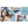 愛麗森妝藝術|The Mermaid華麗人魚妝(內有影音)|colourpop眼影super shock eyeshadow