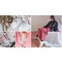韓妞鎖定款「冷調粉」波波鞋甜美又有個性!乾燥玫瑰、浪漫圖騰今年秋冬必入手