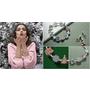 Pandora、Swarovski新系列混搭出百種風情 聖誕鍾情款 「浩瀚星辰、玫瑰金聖誕樹…」一見傾心