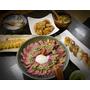 【食】平價日式料理也吃得到巨無霸級沙朗牛排丼 鮨老大日式餐廳 平價日式料理/市民大道天津街口/善導寺