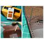 [手作]自己的皮夾自己做 - ADOLE.皮革手做DIY套組(長夾)