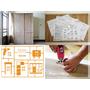 FansBee粉絲機器人×TZUMii MIT大空間收納DIY衣櫃-巴爾推門衣櫥-秋香色