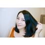 ⎮沙龍⎮終於染回超級顯白的藍黑髮色 尚洋髮藝KiNa設計師 + RENATA植萃玫瑰精油洗護組 使用分享