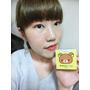 【Apieu】拉拉熊4色眼影盤,一抹就顯色簡單畫出乾燥玫瑰眼妝~