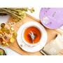 《飲品》這一杯值得停下腳步來品嘗…。。御奉EMPEROR LOVE 複方仕女椪粉盒-東方美人茶。。方便、安全又衛生的日本三角立體茶包。獲德國IF產品設計大獎, ❤ 黑眼圈公主 ❤