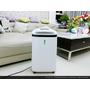 (除濕機該怎麼選?)美國富及第Frigidaire 微電腦感溫適濕/20L省電型除溼機 FDH-2011K~能源效率第1級~濕度顯示藍綠紅燈超方便,室內溼度一目了然
