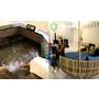旅記 ▏【台中南屯】樂活行館-走進異想世界的Villa,阿拉伯吊床、按摩浴缸超奢華!