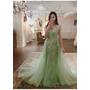 【婚紗試穿】蕾亞手工婚紗「古典花園」#V娜帶妳走計畫