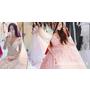 【V娜試穿直擊】蕾絲娃娃「法式情境款」微醺紫色婚紗太曖昧了