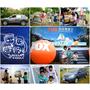 FOX 親子露營趣~駕著NISSAN X-TRAIL 到麗寶樂園開心露營,X-TRAIL 大容量裝滿大小裝備真便利