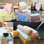 日本桃雪毛巾~今治毛巾品質一級棒,柔軟舒適,觸感好輕柔,好像棉花糖一樣,獨特的紗布巾兩種觸感市場少見,小BABY超適合(鈴木太太雜貨店)