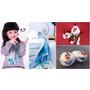 冰雪奇緣嘉年華帶貨攻略!搶先全球首發40cm艾莎公仔、耶誕雪寶玩偶…獨家限定商品必收清單