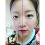 86小舖//Miss Hana花娜小姐大理石系列 完整妝感一次呈現