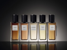女神必備!YSL時尚訂製香水系列展現迷人魅力