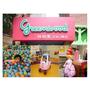 美食餐廳║ 台北中正區 捷運善導寺站 Greenwood Taipei 格林屋 台北親子餐廳 室內超大球池/盪鞦韆/滑步車 ❤跟著Livia享受人生❤
