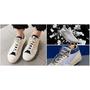「台灣限定餅乾鞋」令韓妞為之瘋狂!這些聯名白鞋不出國就能入手!
