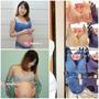 [孕變穿搭 依夢內衣]孕期穿過最舒服的無鋼圈內衣~emon