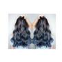 【HAPPY HAIR大直美髮】噗!我把冰雪奇緣的美感染在頭髮上囉 ♥ 超美的星空系層次染 (設計師FIONA)