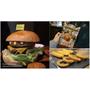【新北板橋美食】林斯漢堡美式餐廳 Lin's Burger~板橋府中站隱藏版美食/可外送