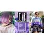 「紫色腮紅、微霧紫髮...」其實我們默默都跟上了2018Pantone「紫外光」!