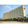 [沖繩住宿]金秀喜瀨海灘皇宮飯店Kanehide Kise Beach Palace,高CP值無敵海景、房間內賞夜景聽海浪聲