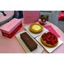 食旅三峽-Aposo艾波索烘焙坊,有黑金磚、乳酪蛋糕、精緻小蛋糕和新鮮烘焙咖啡,讓人自在悠閒的享受甜蜜時光