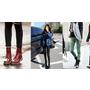 冬日保暖的時尚軍靴 掌握搭配技巧讓你擺脫短腿的困擾