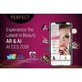 新一代結合AR與AI的美妝應用科技,帶您感受彩妝的有趣驚艷日常!