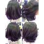 【嘉義美髮】【嘉義染髮】髮魅空間|換季換造型!手刷染美的好自然,再也不怕布丁頭!