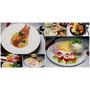 台中西屯』米蘭街義式小館║中科美食推薦,精緻義式料理、排餐、還有午茶限定舒芙蕾鬆餅,療癒系甜點!