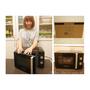 生活家電║小家電推薦 美國富及第Frigidaire微波爐 FKM- 2014MB 微波料理好簡單 ❤跟著Livia享受人生❤
