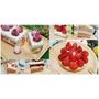 樂天PEAK DAY草莓甜點美食』草莓季限定,拿破崙先生爆量草莓拿破崙,百年老店 基隆名產 連珍糕餅,艾波索、貝拉公主草莓乳酪,就是要你甜蜜蜜