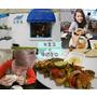 食記|| 台北士林區 天母市集 天堂鳥 希臘餐廳 翱遊藍色愛情海 IG熱門打卡點 天母咖啡廳