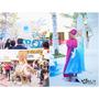 《藝文》「冰雪奇緣嘉年華」讓童話夢境成真,台北101水舞廣場 至2018/1/14日 ❤ 黑眼圈公主 ❤