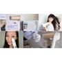 分享|美麗加分的溫感保養!Philips 飛利浦HP8280新一代溫控天使護髮吹風機/眼部舒壓儀