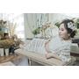 【孕】一輩子的驚喜包 * 小毬果 25~34W 孕期紀錄(後期水腫、宮縮、飲食、孕婦寫真、媽媽教室)