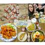 食譜   我是小廚娘vs我家型男大主(煮)廚 Ajumma Republic阿珠嬤 韓式調味料 料理推薦 韓式拌飯 辣炒年糕 韓式炸雞 韓式料理在家做