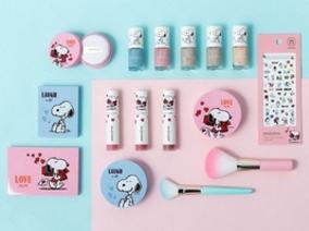 innisfree X Snoopy 限量彩妝系列,少女熱情全台限時販售 !