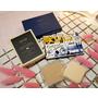 不當粉餅邊緣人|日本天然系純礦物彩妝ETVOS絲緞光漾防曬礦物粉餅限量塗鴉盒開箱