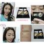 【彩妝分享】KATE凱婷-微熏光暈眼影盒GN-1(2.7g)誰說煙薰妝就一定要畫得黑麻麻