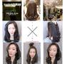 【染護髮分享】台北東區●H color專業染髮●資生堂染劑+結構式護髮●冷色系之氣質藍挑染