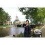 [親子旅遊] 荷蘭必玩 帶寶寶去紅燈區OK嗎? Netherlands Holland 羊角村 阿姆斯特丹