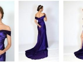 2018 Pantone 趨勢色!浪漫紫色漫延婚紗界,打造最時尚新嫁娘姿態!