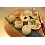 信義安和站.米販咖啡Café de Riz.日式小飯糰套餐/特色雙人下午茶/輕食咖啡甜點/文青風餐廳