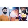 戴上口罩一秒變時尚!BigBang勝利、MONSTA X周憲…韓國明星必備魅力加分單品!