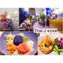 《食記 台北信義》Thaï.J 泰式料理餐廳 。徜徉在藝術裝飾與花藝美感的花海中用餐,IG打卡拍照拍不完 適合多人聚會 上餐速度超快 時尚 泰國清邁 特色餐廳 捷運101/世貿站 ❤ 黑眼圈公主 ❤